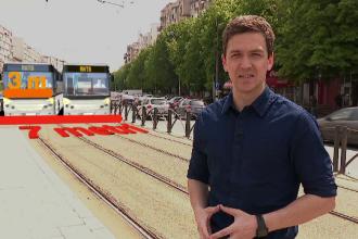 Primăria Capitalei vrea să modifice codul rutier. Cum va fi afectat traficul
