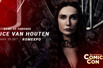 """Melissandre"" din serialul Game of Thrones vine la East European Comic Con, la București"