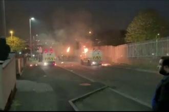 """Atacul în urma căruia o jurnalistă din Irlanda a fost ucisă, revendicat de """"noua IRA"""""""