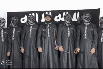 Primele imagini cu gruparea care ar fi pus la cale atentatul în lanț din Sri Lanka