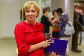 DNA a preluat dosarul amenințării jurnalistei Emilia Șercan