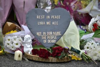 Preot ovaționat la înmormântarea jurnalistei ucise în Irlanda. Mesajul lui