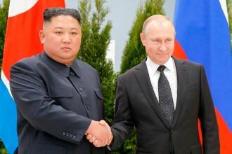 Întâlnire istorică între Kim Jong-un și Vladimir Putin, la Vladivostok. Subiectele abordate