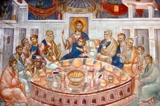 Joia Mare, ziua Cinei celei de Taină! Ce să faci în această zi din Săptămâna Patimilor
