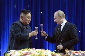 Primele declarații ale lui Kim Jong-un de la summitul cu Putin. Mesajul pentru SUA