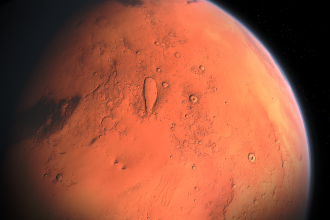 """Descoperire importantă despre """"Planeta Roșie"""". Ce se întâmplă în atmosfera marţiană"""