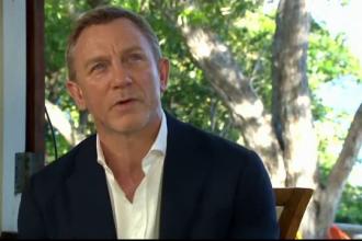 James Bond, pe marile ecrane pentru a 25-a oară. Rami Malek, personajul negativ