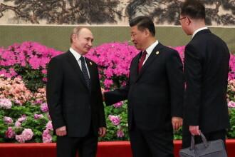 "Xi Jinping l-a premiat pe Putin și l-a numit ""cel mai bun prieten al meu"""