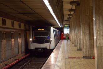 Ce se întâmplă cu metroul de la 1 ianuarie, când expira contractul de mentenanţă