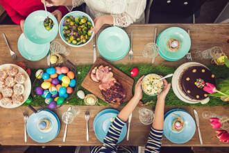 Câți bani au scos românii din buzunare pentru masa de Paște