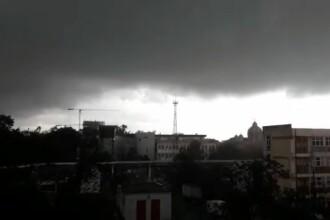 Vremea 9 iunie 2019. Ploi, vijelii și grindină în mai multe zone. Alerta ANM