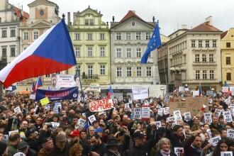 Protest în Cehia față de propunerea unui ministru controversat la Justiție