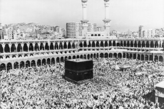 Pelerinajul la Mecca, în pericol din cauza coronavirusului. Mesajul primit de musulmani
