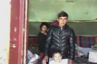 Acasă la Sergiu, tânărul care a mers călare la maternitate. Moroșanu îl ajută să își construiască o locuință potrivită