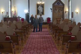 Soluția inedită găsită de un cuplu din SUA pentru a avea invitați la nuntă