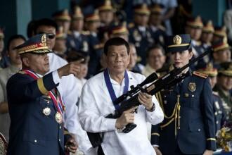 Preşedintele filipinez a ordonat forţelor de ordine să-i împuște pe cei care nu respectă carantina