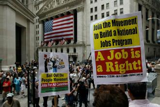 Numărul șomerilor din SUA crește dramatic. Peste 10 milioane de americani au rămas fără job