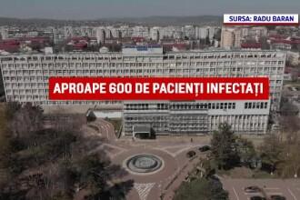 Dezastrul de la Spitalul Suceava. Un bărbat și-a identificat tatăl mort într-un sac și nu a știut că are Covid-19