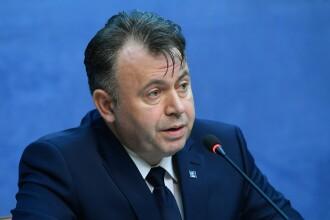 Ministrul Sănătății: Numărul cazurilor de COVID-19 ar putea ajunge la 10-15.000 în România