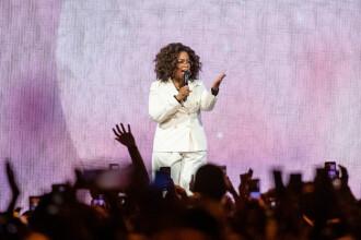 Oprah Winfrey donează 10 milioane de $ pentru lupta împotriva noului coronavirus
