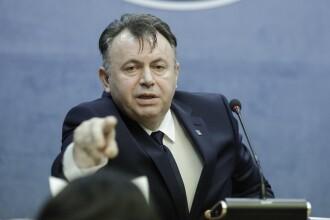 """Ministrul Sănătăţii: """"Avem trei focare de infecție: Suceava, Arad și Deva"""""""