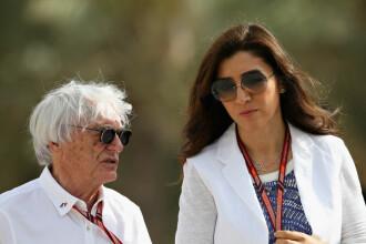 Bernie Ecclestone va deveni din nou tată, la aproape 90 de ani. Bebelușul va avea o surioară de 65 de ani