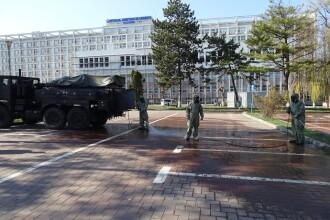 Noile măsuri impuse de Armată la Spitalul din Suceava. Doctorii demisionari, convinși să se întoarcă