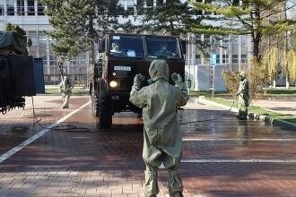 """Coordonatorul militar al Spitalului Suceava: """"O parte din cadrele medicale refuzau să poarte echipamente de protecție"""""""