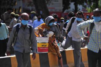 Medicii se așteaptă la un adevărat dezastru în India, din cauza coronavirusului