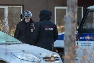 Un rus a ucis cinci persoane care făceau gălăgie sub ferestrele sale