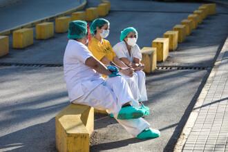 """Federaţia """"Solidaritatea Sanitară"""": În ritmul actual, în 30 de zile vor fi infectaţi toţi angajații din sănătate"""