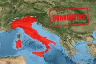 Planul în 5 puncte prin care Italia vrea să pună capăt crizei generate de coronavirus