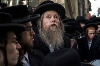 Israelienii care poartă barbă din motive religioase vor avea măști speciale