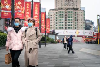 Niciun nou deces în China pentru prima oară de la debutul epidemiei