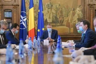 """Iohannis: """"După ce vom depăși criza, să regândim sistemul de sănătate românesc"""""""