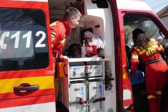 """Studenți din Sibiu, ajutoarele medicilor, în lupta cu Covid-19: """"Nu am putut să las sistemul la greu"""""""