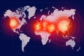 Filmul pandemiei de COVID-19. Cum s-a schimbat lumea în 100 de zile