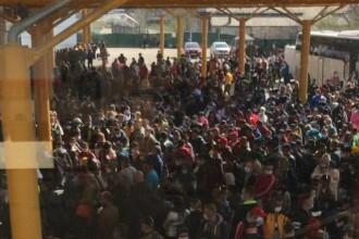 Explicațiile românilor care s-au îmbulzit la aeroportul din Cluj. Nu aveau nici măcar bilete de avion