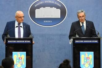 Vela: Am semnat ordonanța militară 8. Exportul de cereale a fost interzis pe perioada stării de urgență