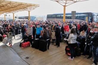Cum explică Orban îmbulzeala de la aeroportul din Cluj. 90.000 de români vor pleca la muncă în străinătate