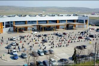 Măsurile luate în Aeroportul Cluj după ce mii de oameni au așteptat înghesuiți