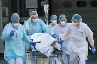 Sindicatul medicilor: 1,6 milioane de francezi ar putea fi infectaţi cu COVID-19