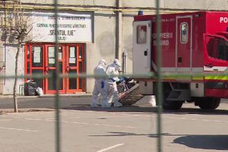 Managerul Spitalului TBC din Galați, demis, după ce a refuzat internarea unor vârstnici