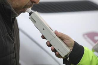 Un bihorean a fost prins la volan cu o alcoolemie de aproape 6 la mie. Cantitatea putea băga în comă două persoane