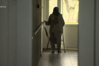 Focar de infecție la un azil din Orăștie. 23 dintre cei 30 de bătrâni au COVID-19