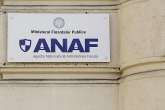 ANAF anunță măsuri de sprijin: fără dobânzi și penalități de întârziere, executări silite și popriri