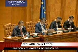 Deputații au adoptat impozitarea cu până la 85% a pensiilor speciale din România
