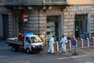 Prima veste bună în Italia. Număr mare de vindecați și puține cazuri confirmate