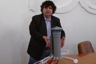Dispozitiv revoluționar în lupta cu coronavirusul, inventat la Universitatea Politehnica Timișoara