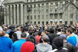 VIDEO Proteste în Rusia pentru anularea măsurilor de izolare. Ce au mai cerut manifestanții